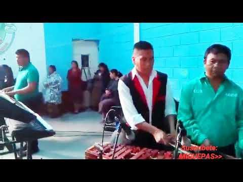 Marimba Club Amistad◇Año Nuevo 2018◇San Pedro Soloma