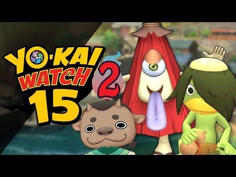 Yo-Kai Watch 2 - Episode 15 | San Fastastic Yo-Kai!