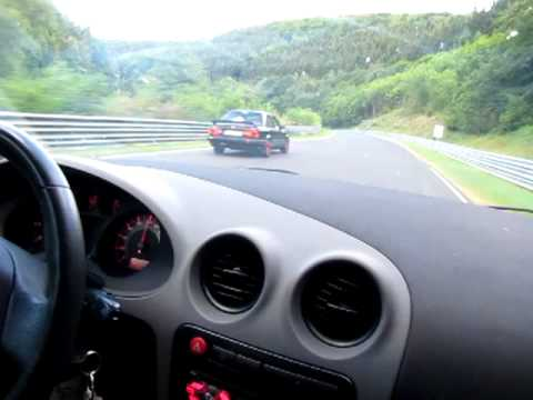 touristenfahrt nordschleife mit seat ibiza 6l 1 4. Black Bedroom Furniture Sets. Home Design Ideas