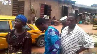 NIGERIA ELECTIONS AT agege Lagos state