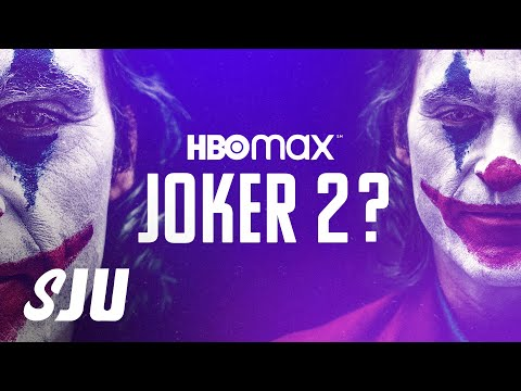 Will We See Joker 2 On HBO Max? | SJU