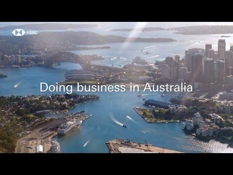 HSBC Australia: Doing Business In Australia