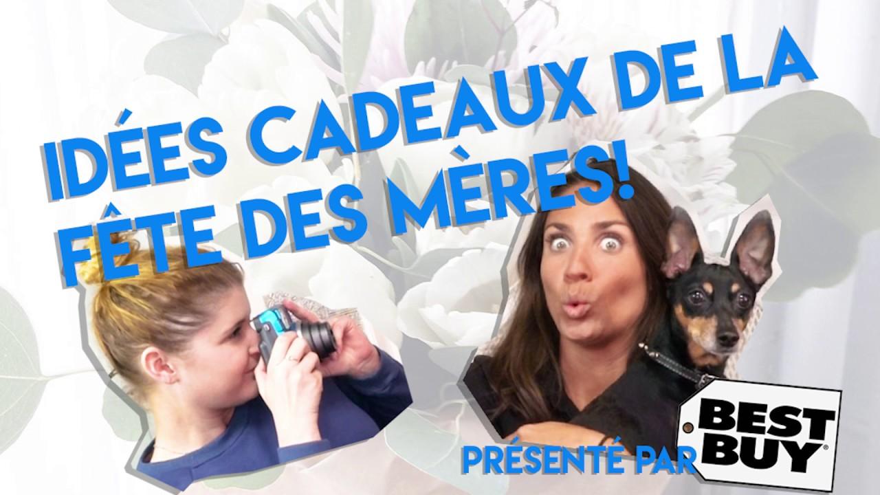 b3a64746de1 5 idées cadeaux pour gâter ta maman! - YouTube