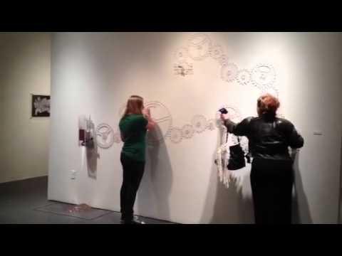 Katie Philips Glitter Machine Studio Art