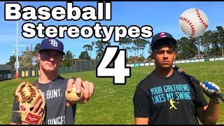 Baseball Stereotypes 4 | High School Edition