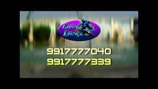 CHANCE 4 DANCE prince nitin promotional advertisement for ankur rana dancer n for naughty guyz team