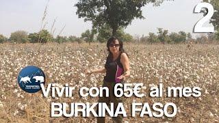 Vivir con 65€ al mes - Francisca Serrano en Burkina Faso 2 - Obra social BPT