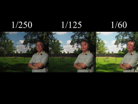 Off Camera Flash Tutorial:  Better pictures with an ND Filter ep.31