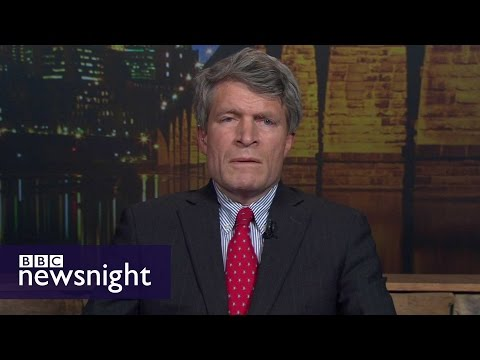 Richard Painter: Jeff Sessions should resign - BBC Newsnight