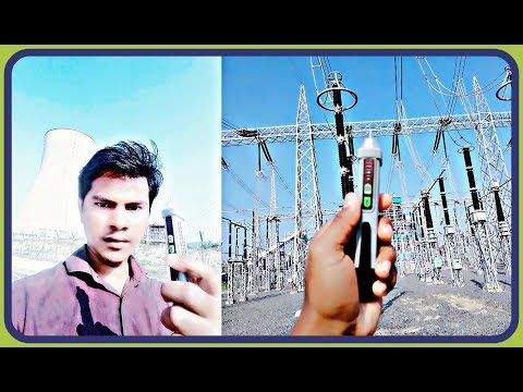 SMART TOOLS NON CONTACT AC VOLTAGE DETECTOR AND TESTER IN hindi ELECTRICAL HOUSE