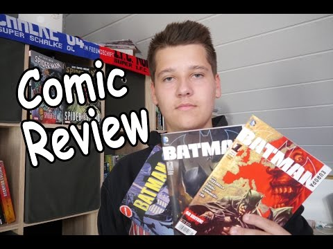 Comic Review: Batman Europa / Batman Tag Comic [Deutsch/German] | ComicFlo