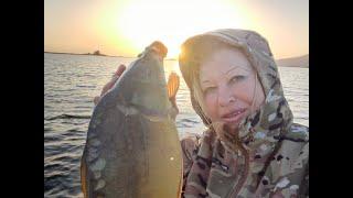 Израиль Рыбалка на озере
