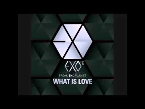 Exo K What Is Love 1 hour Loop