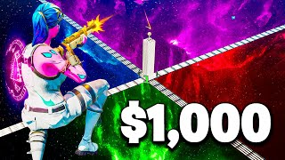 First YouTuber To Hit A Trickshot Wins $1000!