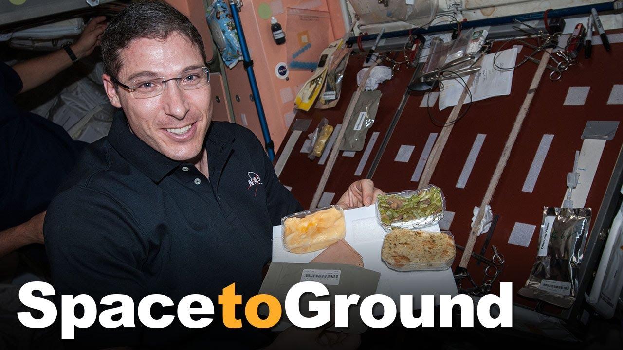 Space to Ground: Talking Turkey: 11/27/2020 - NASA Johnson