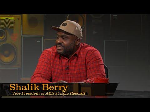 Shalik Berry, VP of A&R at Epic Records - Pensado's Place #188