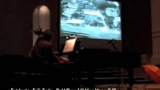 Erik Satie, Entr'Acte For Piano Four Hands