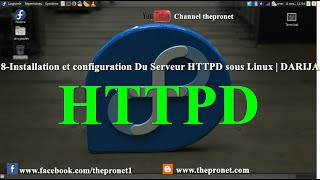 8-Installation et configuration Du Serveur HTTPD sous Linux | DARIJA