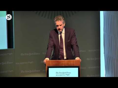 Stephen Dunbar-Johnson speaks at Haaretz-NYT Conference 2016