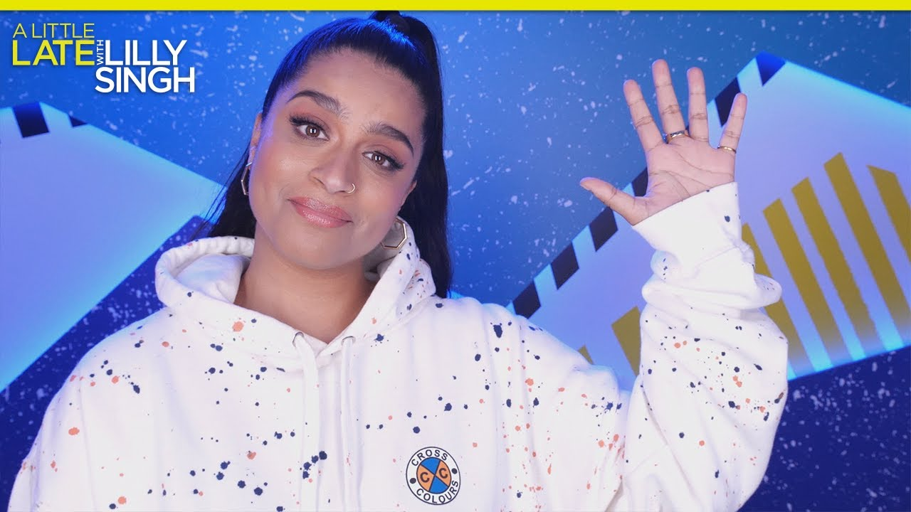 Giving Deserving People TheirLate-NightDebuts| A Little Late with Lilly Singh