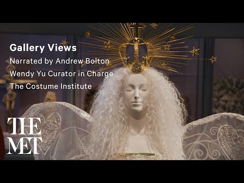 Heavenly Bodies: Fashion and the Catholic Imagination Gallery Views—