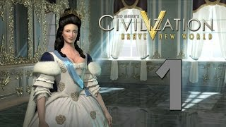 Civilization 5 #1 - Поднять Россию с колен