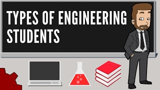 9 Types of Engineering Students: Undergraduate Edition