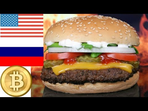 SEC ICO Regulation / Russia Burger King To Accept Bitcoin / Global Blockchain Adoption / Segwit2x