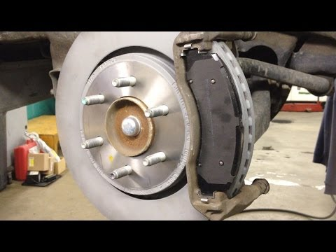 Ford Quick Tips: #14 Ford F150 Brake Pad Install Mistakes...