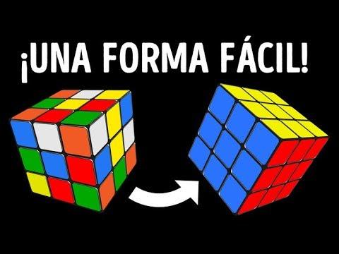 Cómo Resolver Un Cubo De Rubik De 3x3 En Muy Poco Tiempo Youtube