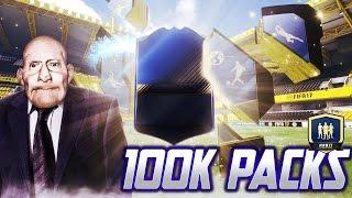 TOTY 100K PACKS!!! OMG BACK 2 BACK!!