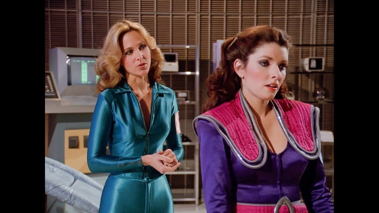 Remarkable, erin gray spandex removed