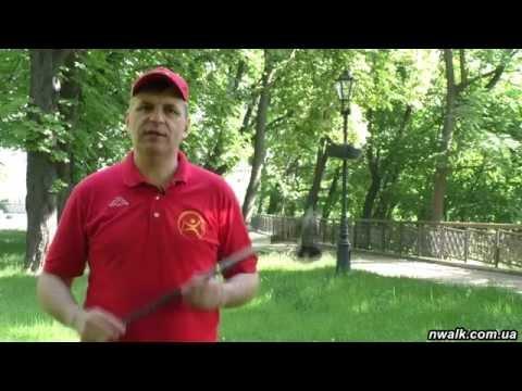 Как подобрать скандинавские палки по росту