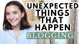 Unexpected Things That'll Happen When You Start a Blog