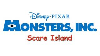 Orientation - Monsters Inc. Scare Island Music Extended
