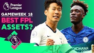 FPL FYI GW18 | Spurs v Chelsea 🔥 Which Team Have The Best Fantasy Premier League Assets?