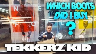 Adidas football boots| which boots did i buy? |tekkerz kid
