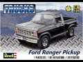 How to Build the Ford Ranger Pickup Truck 1:24 Scale Revell Model Kit #85-4360 Review