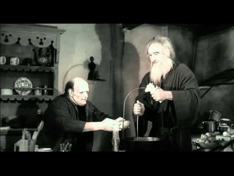 WebM Test II - Blind Priest Scene
