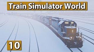 Auf der Ruckelpiste ► TRAIN Sim WORLD Der ZUG Simulator #10