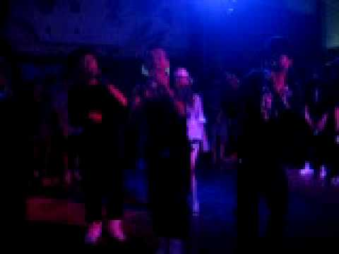 G.O Music - G.O band in SD show 2009