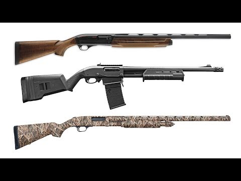 Gun Review: Top Shotguns For Turkey Hunters