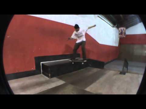 GET UP skatepark