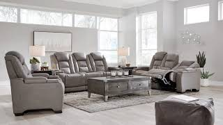 The Man-Den Collection from Signature Design by Ashley
