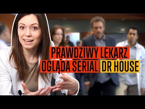 PRAWDZIWY LEKARZ Ogląda Serial DR HOUSE
