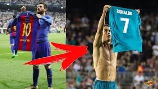 Evo kako je Ronaldo odgovorio Messi-u 😱