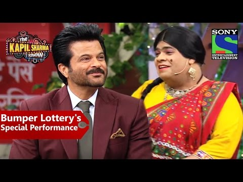 Thumbnail: Anil Kapoor's Special Dandiya Performance with Bumper Lottery - The Kapil Sharma Show