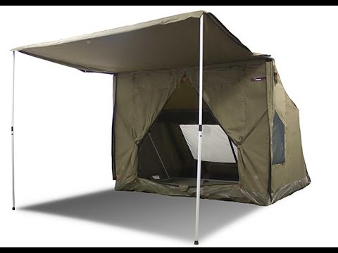 OzTent RV5 30 Second Tent Review