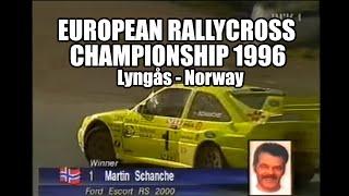 EM Rallycross Lyngås 1996(FIA ERC)