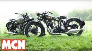 A Classic Adventure   Features   Motorcyclenews.com